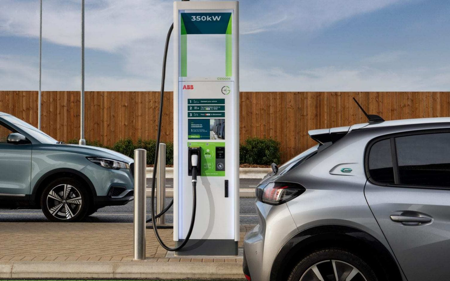 The GRIDSERVE Electric Highway was launched last week, bringing together the Electric Forecourts, Electric Hubs and Electric Highway. Image: GRIDSERVE