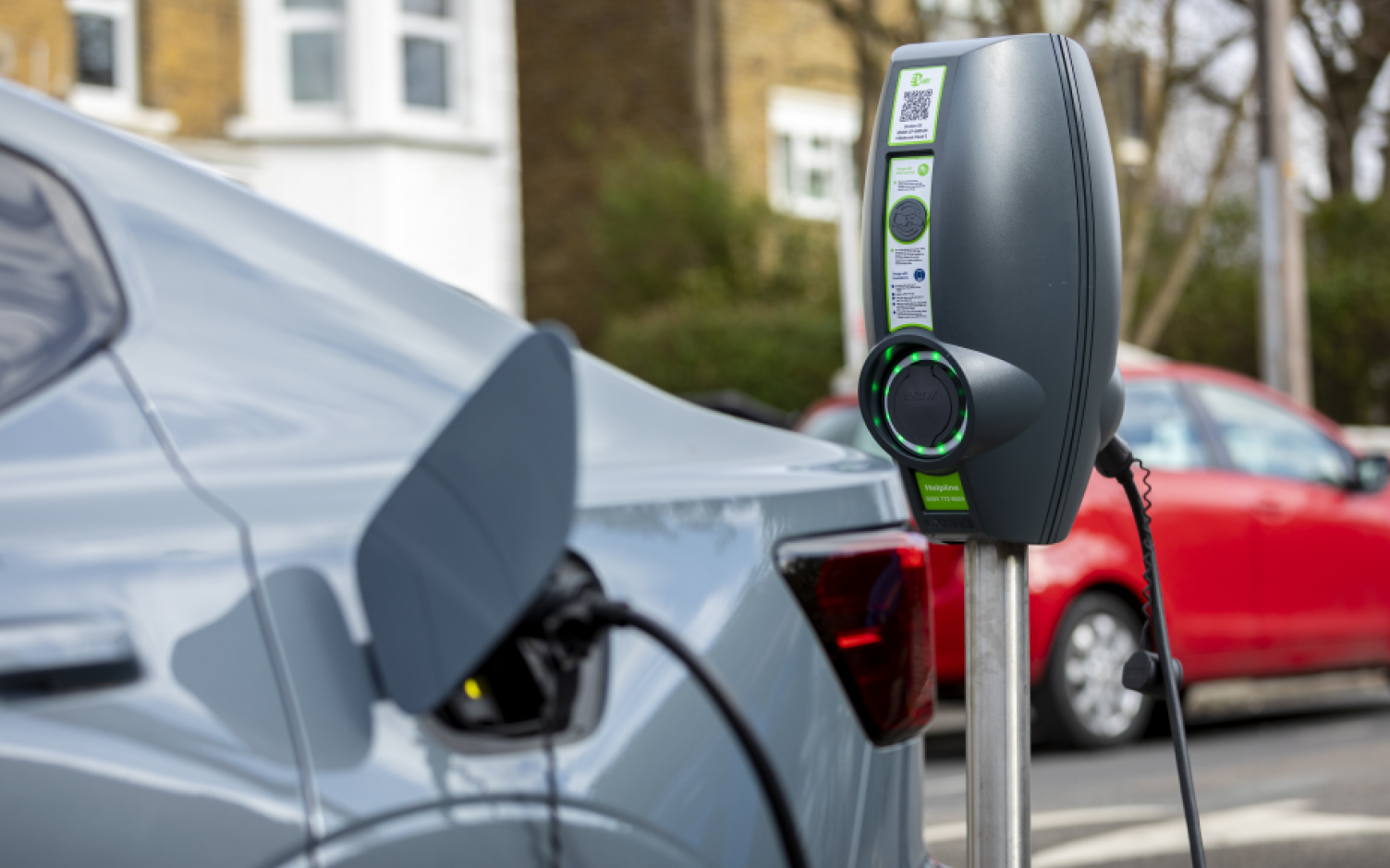 Liberty Charge is a joint venture between Liberty Global and Zouk Capital aiming to rollout EV charging using Liberty Global's subsidiary Virgin Media's network infrastructure. Image: Liberty Global