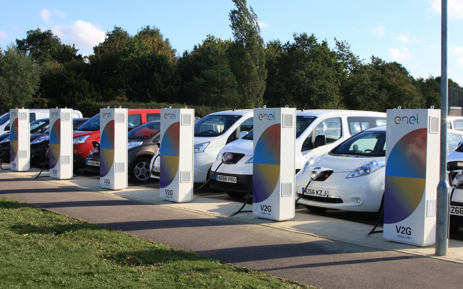 EVs, V2G and the local authority potential