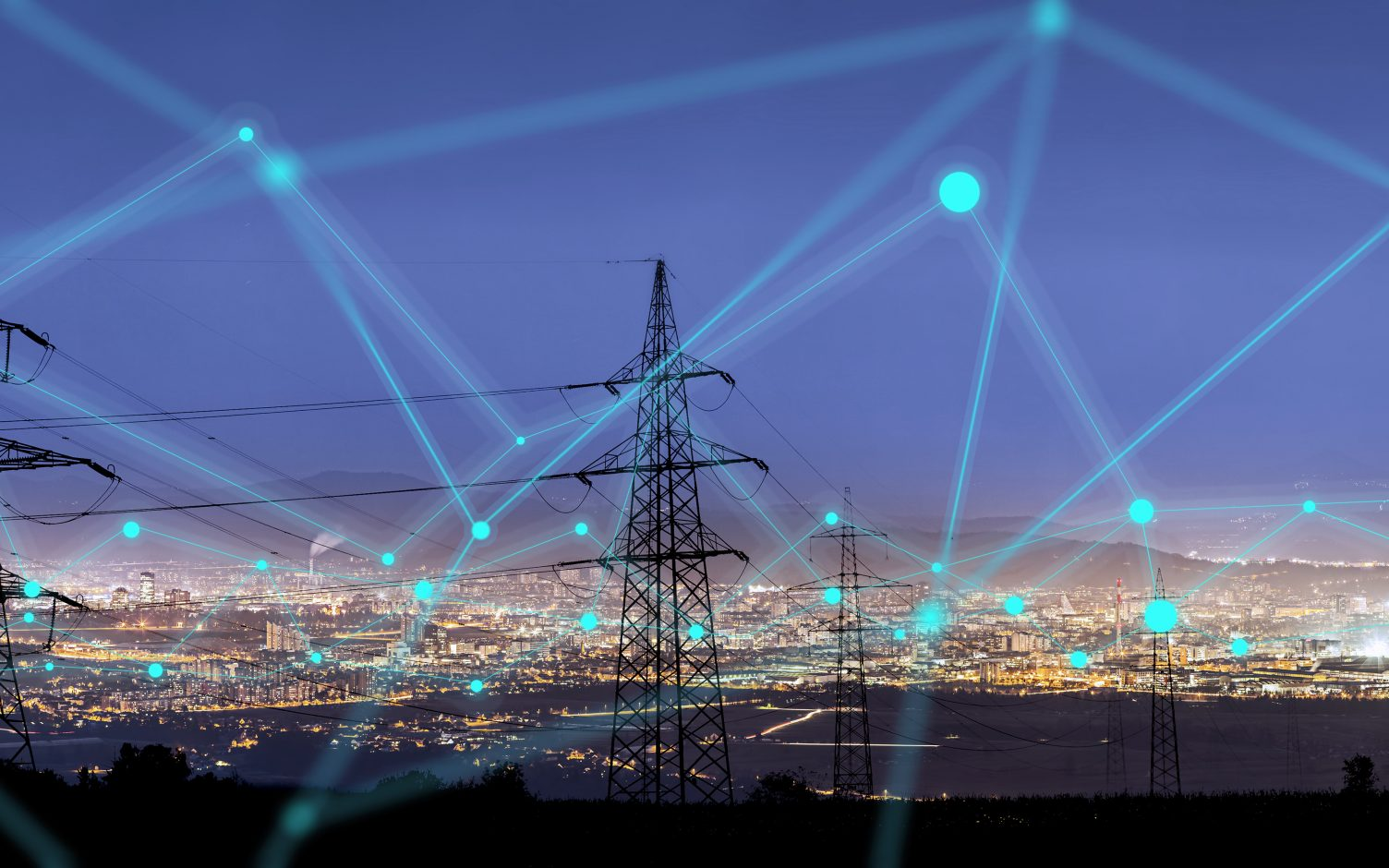 Bring data into play will help reduce the cost of transitioning to net zero. Image: SSE.