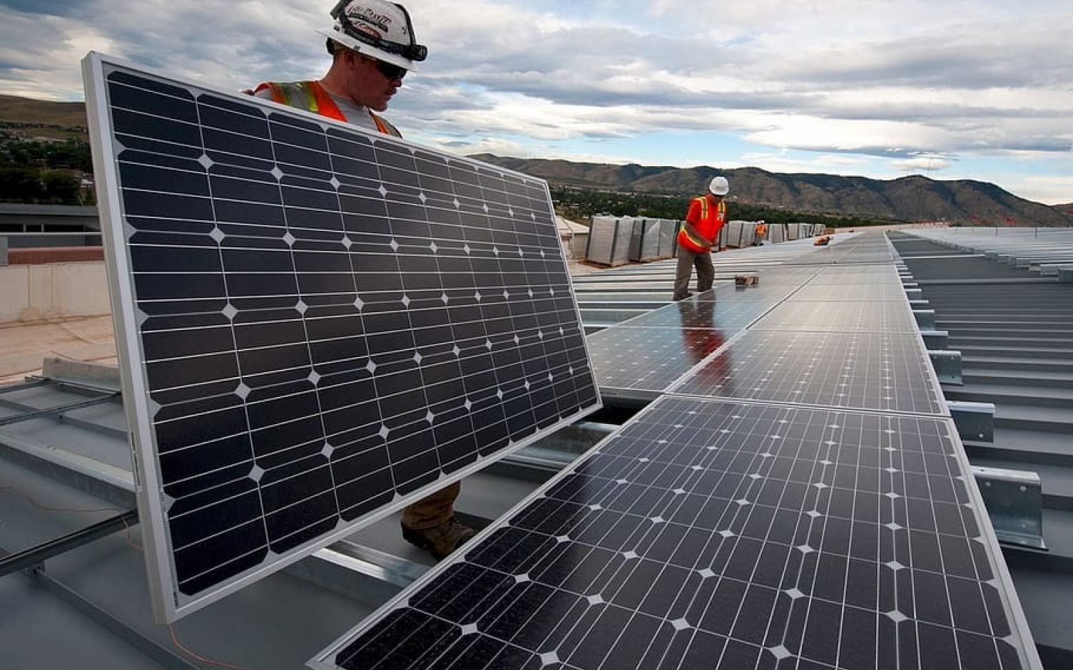 Pursuing energy efficiency could help create jobs, at all ends of the spectrum.