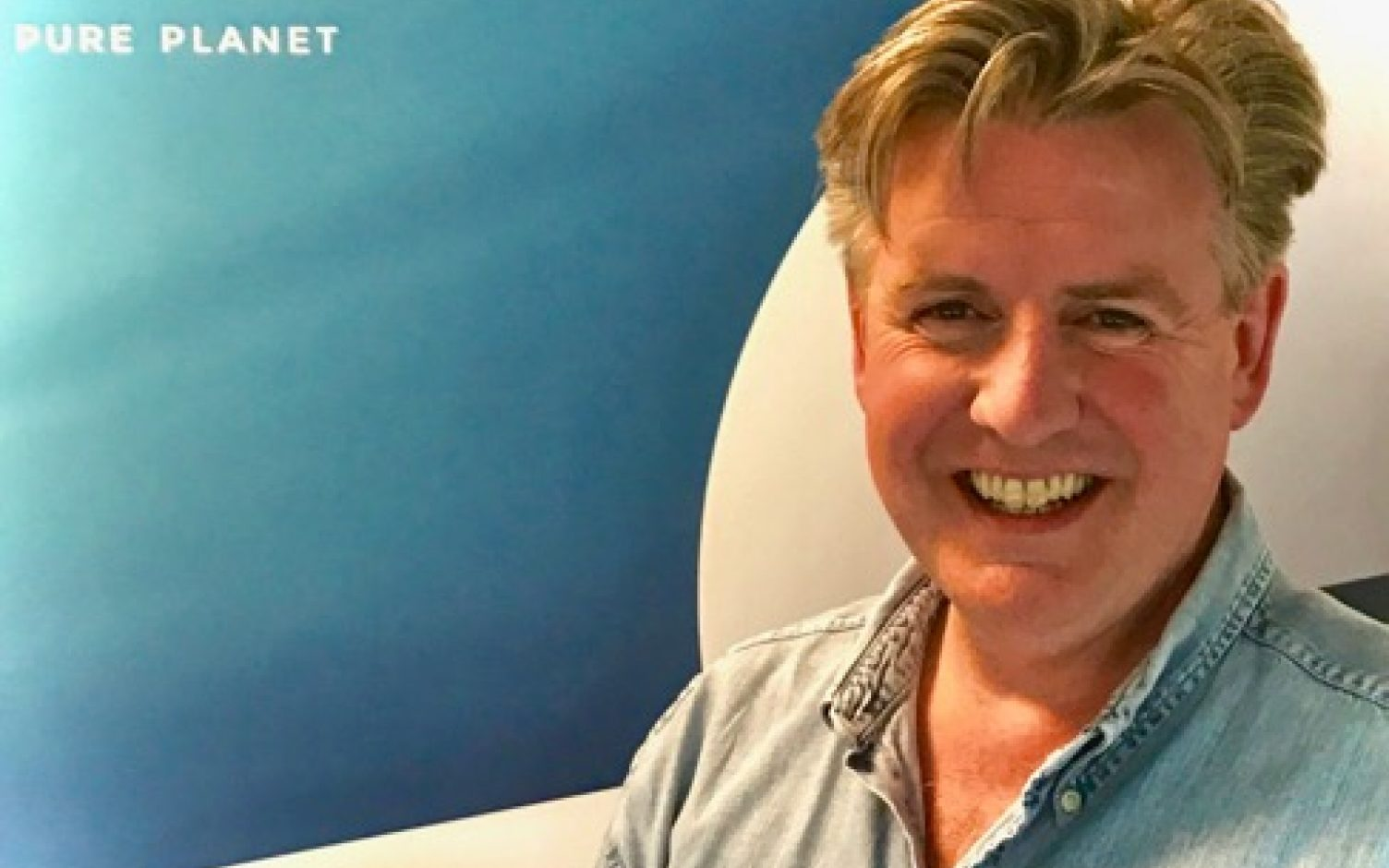 A double no-brainer: Steven Day explains Pure Planet's clean green digital offering