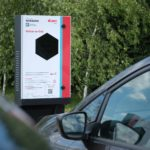 E.On teams up with Nissan for V2G trial as first tranche of chargers installed thumbnail