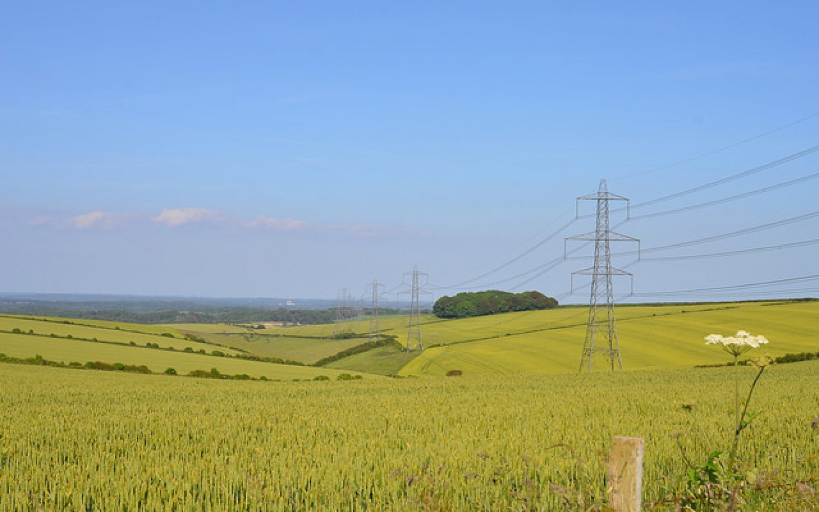 £500 million to cut grid's visual impact
