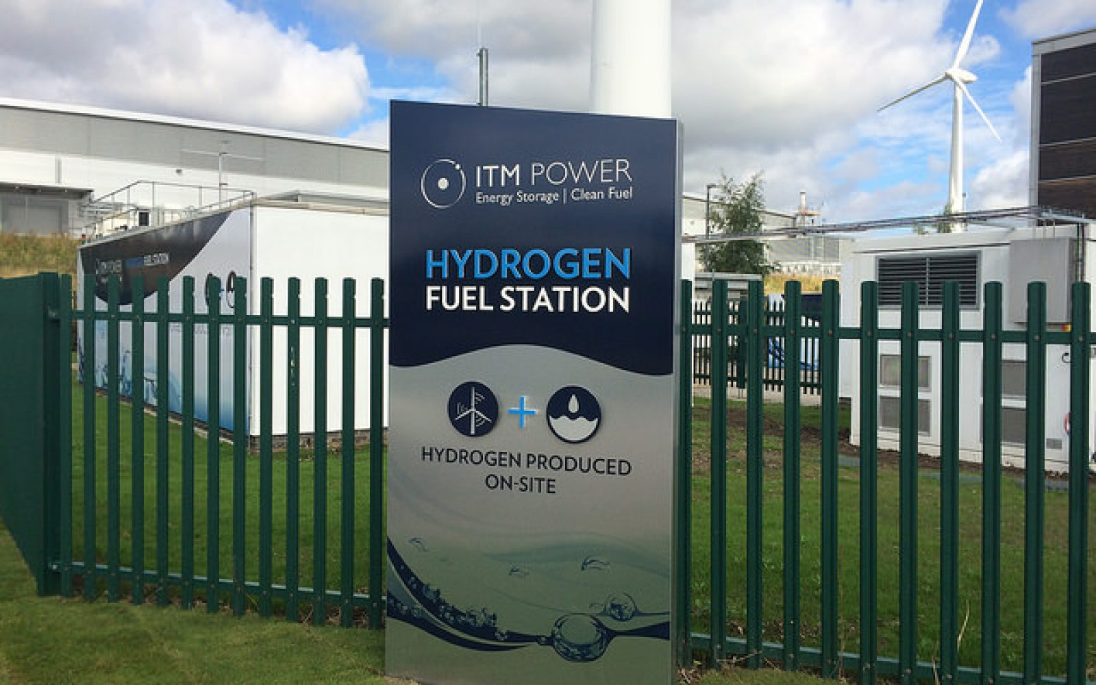 Hydrogen fuel cell mobility and grid-scale power-to-gas: 'a modern fairytale'
