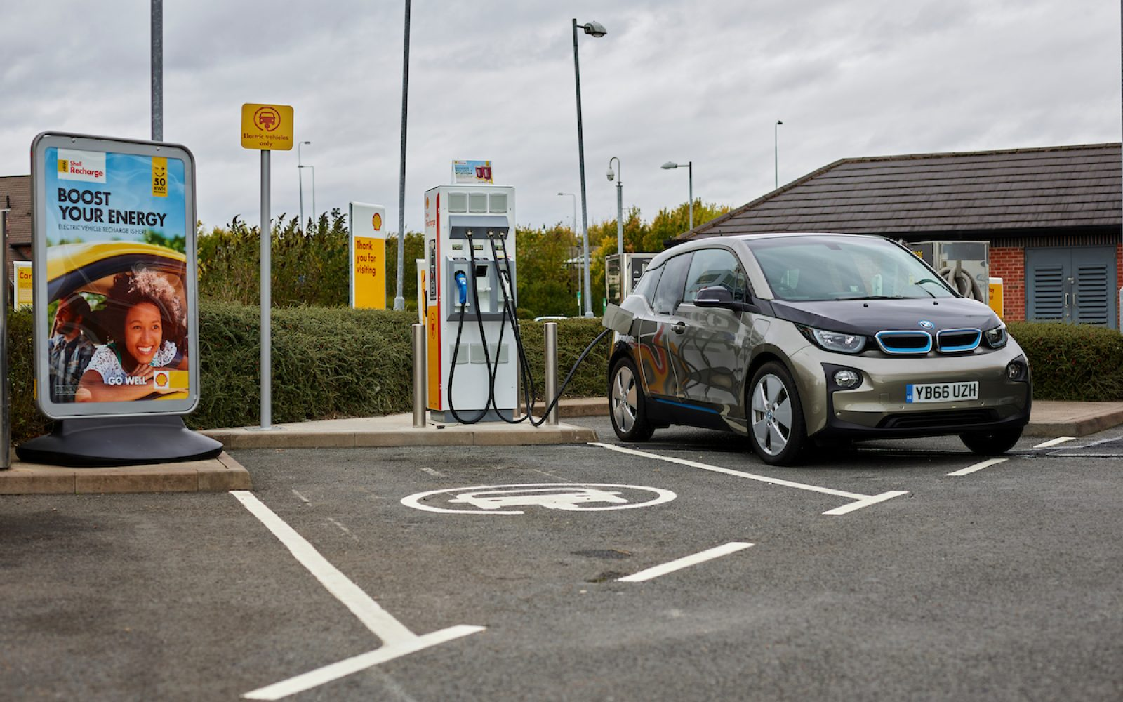 Will Shell's prices put the skids on its charge into EVs?