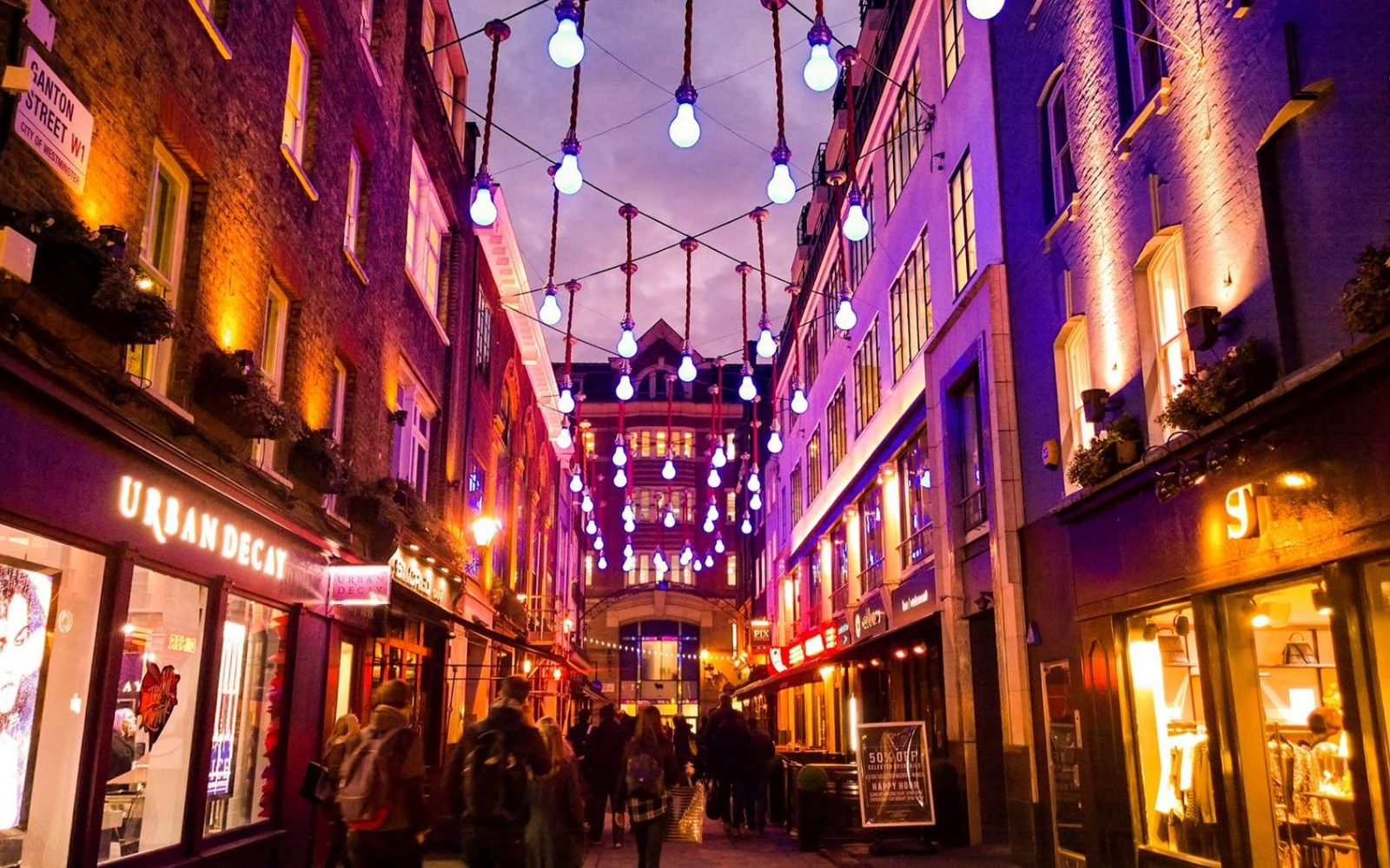 The competition is looking for 21.9MW of demand turn-down on Carnaby Street in London.
