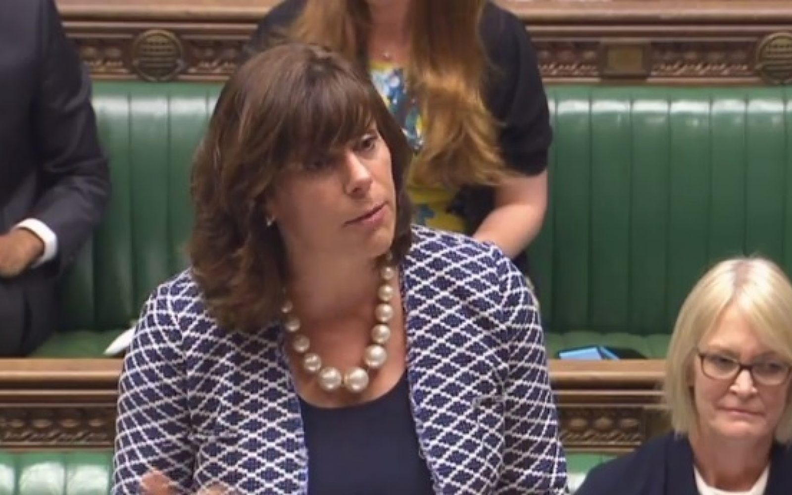 """We cannot transition to a low carbon economy through government subsidy""; Claire Perry, energy and clean growth minister."