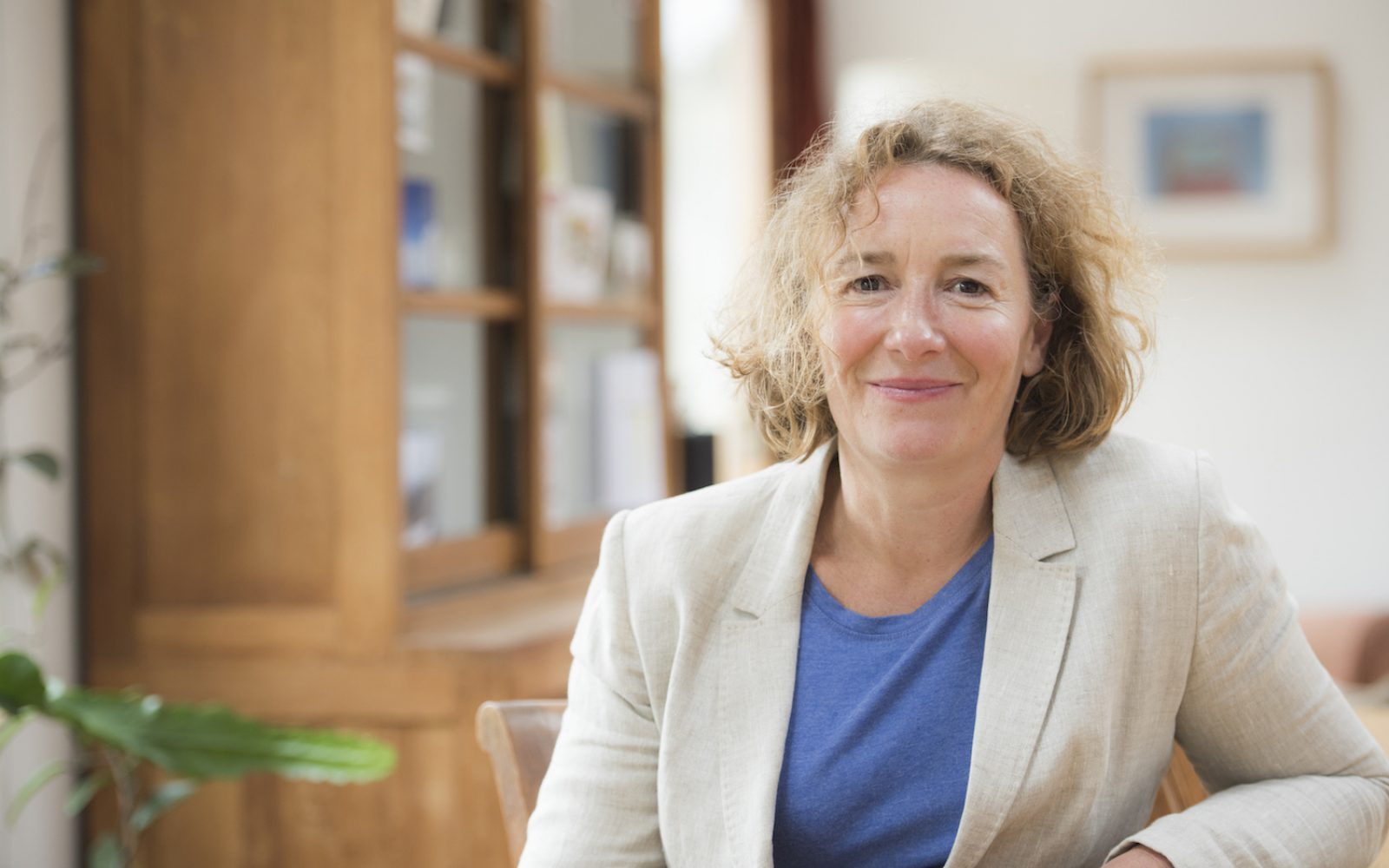 Juliet Davenport, Good Energy chief exec. Image: Good Energy.