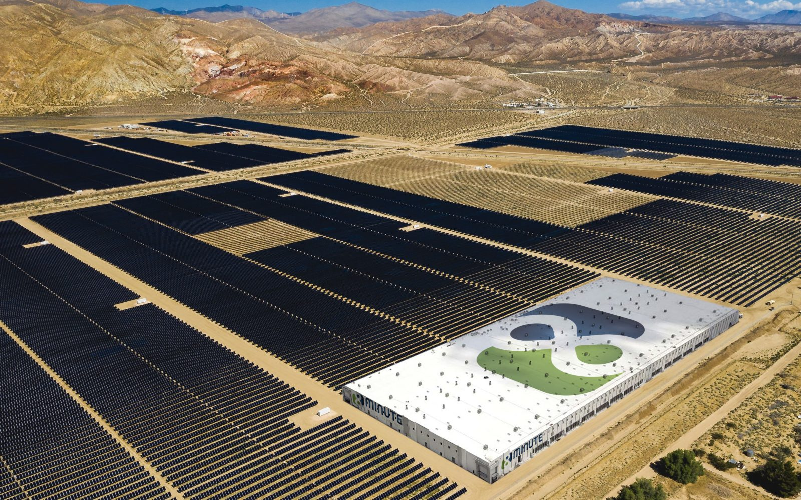 California's ISO has said it needs more solar and energy storage projects, like the Eland project being brought forward by 8minute Solar Energy, to avert power crises. Image: 8minute Solar Energy.