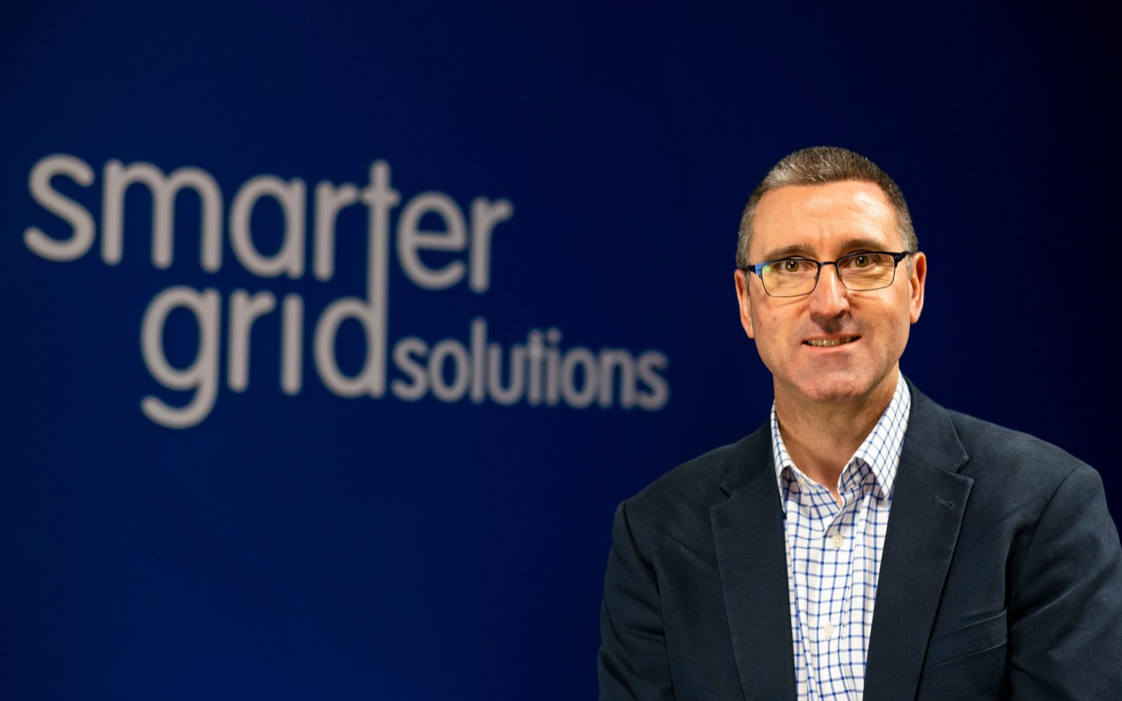 Smarter Grid Solutions' executive director, Graham Ault. Image: Smarter Grid Solutions.