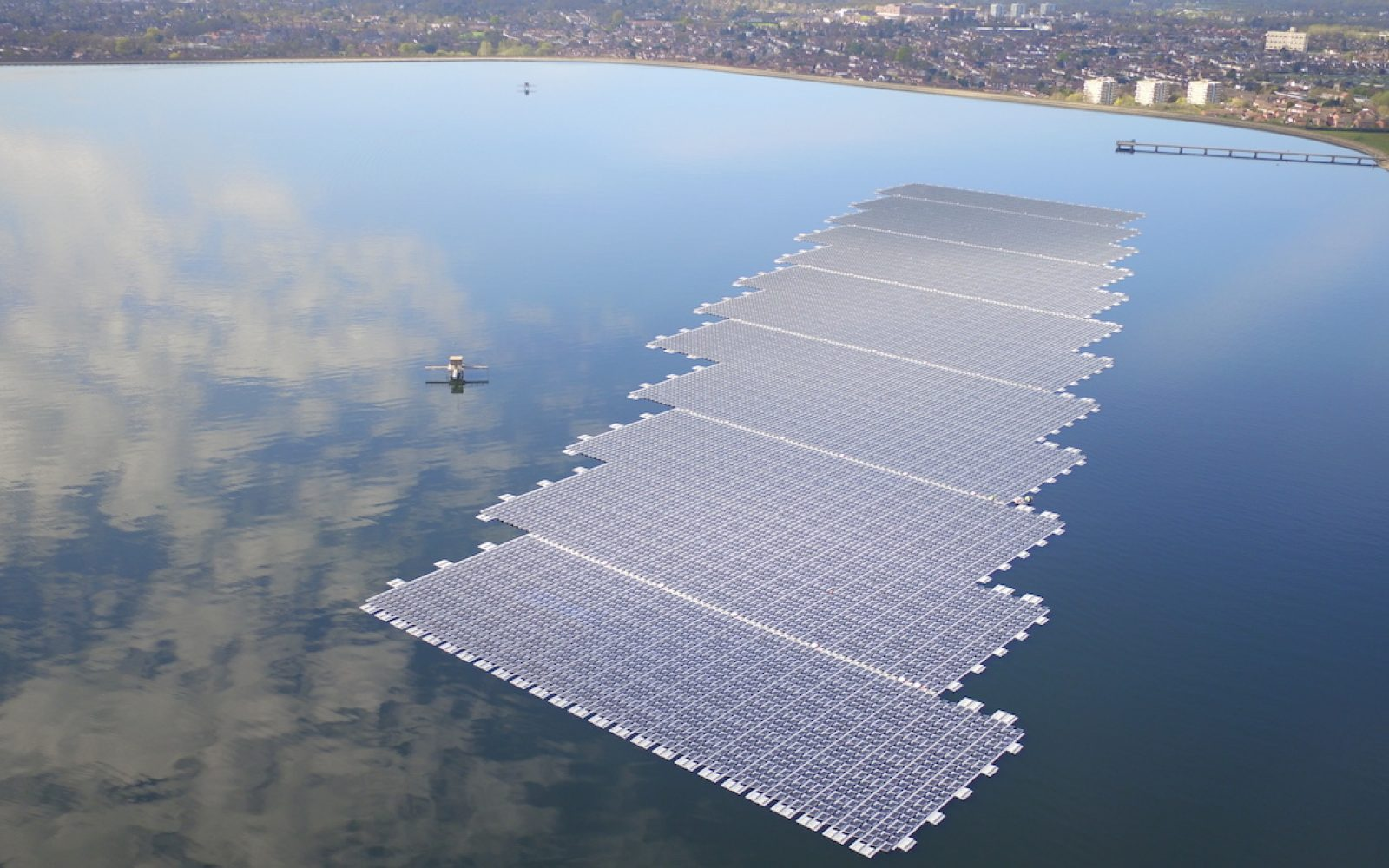 BP has already cemented its role in the solar sector with Lightsource BP. Image: Lightsource BP.
