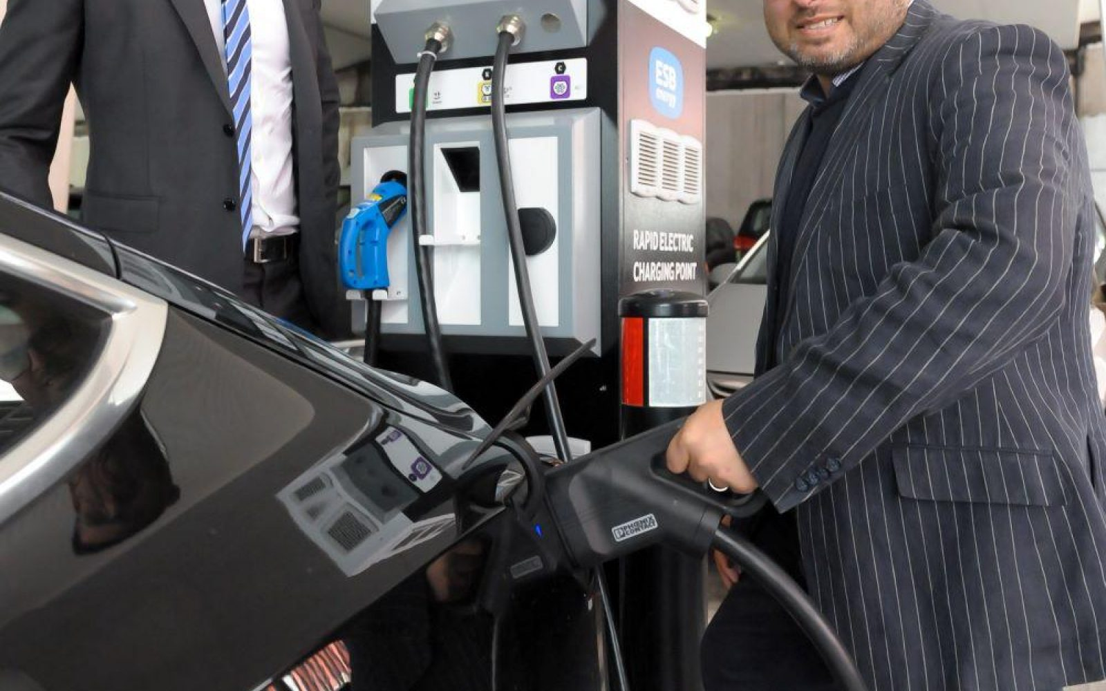 The council is aiming to have over 9,000 chargepoints installed in Birmingham by 2030. Image: Birmingham City Council.