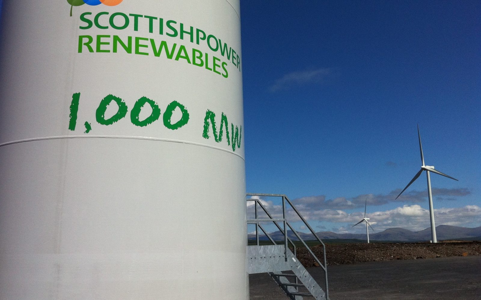 Scottishpower Lifts Lid On Major Solar Wind Battery Storage Hybrid Strategy For Uk And Ireland Current News