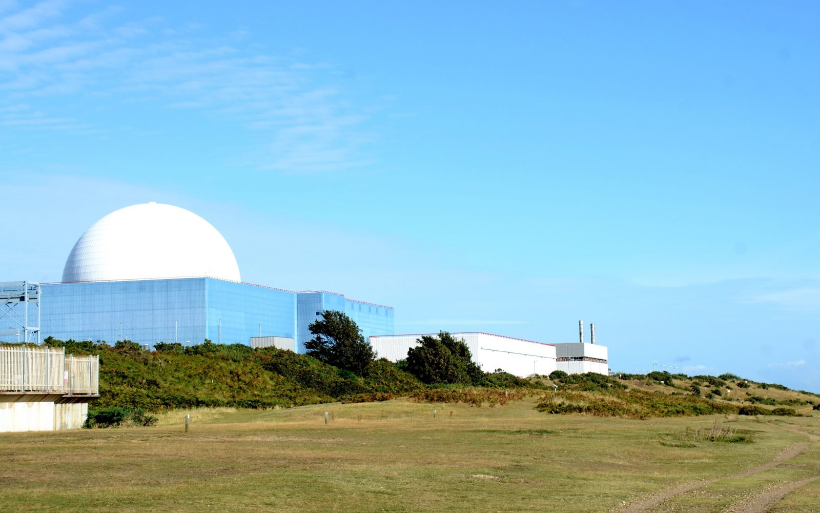 Sizewell B nuclear power plant in Suffolk. Image: EDF.