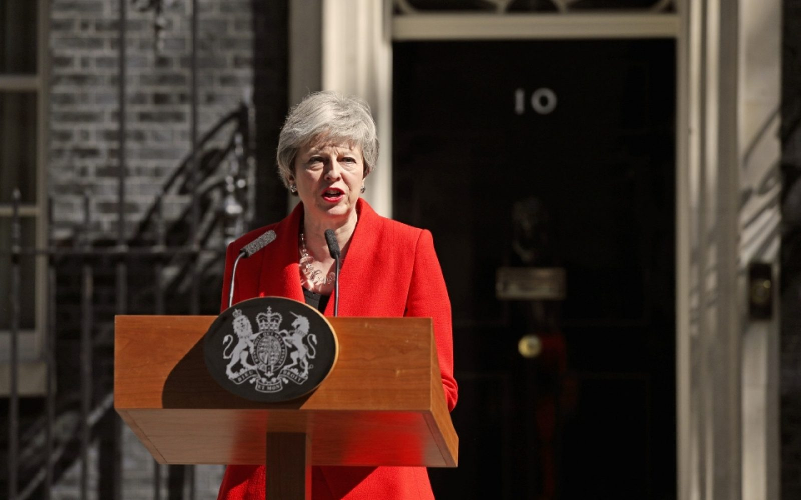 Theresa May was prime minister of the UK from 2016 to 2019. Image: UK Government,