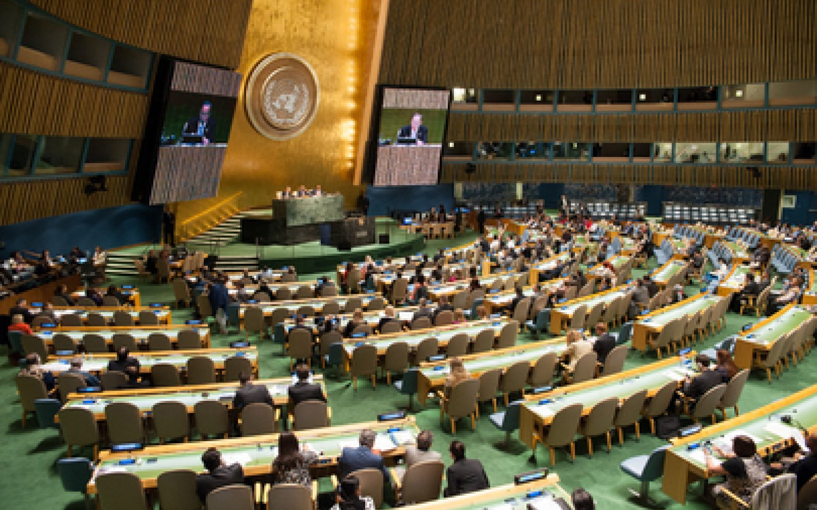 Cameron promotes fracking at UN Climate Summit