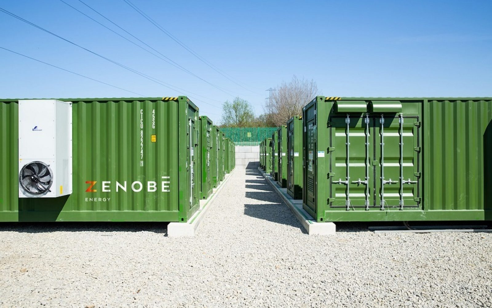 There is now more than 1GW of battery energy storage in the UK. Image: Zenobe.
