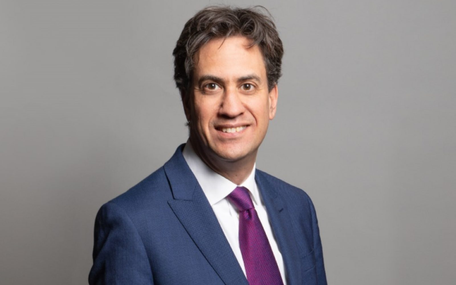 The proposals were unveiled in a speech given by shadow energy secretary Ed Miliband this morning. Image: Parliament.uk.