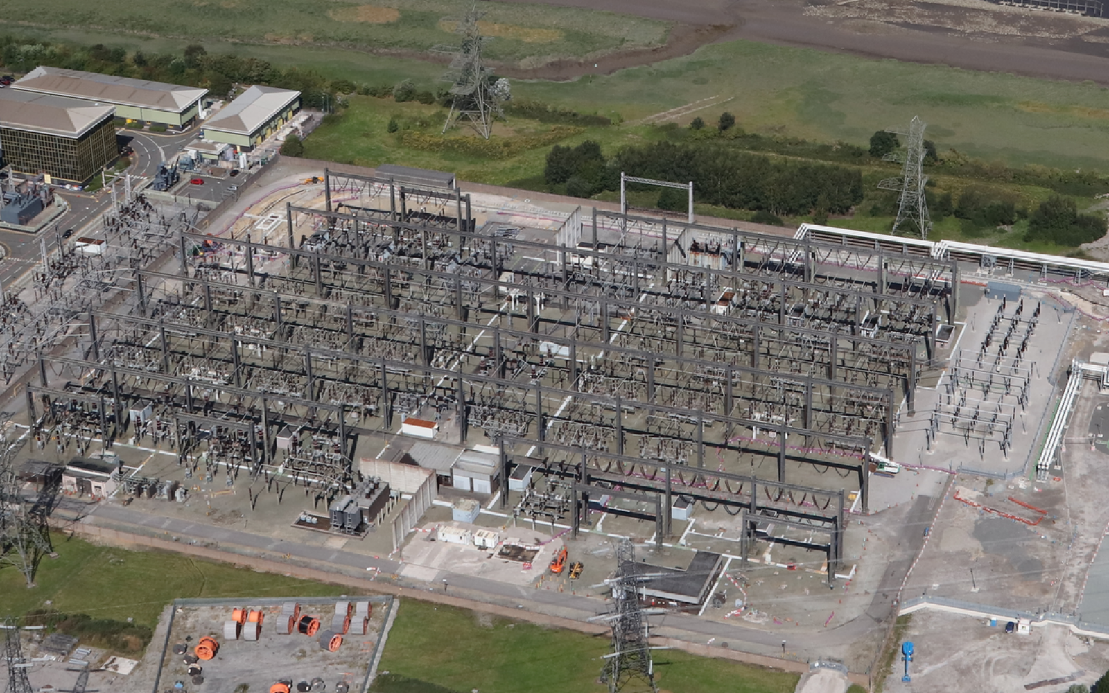 Waste heat from transformers will be used to heat homes and businesses. Image: National Grid