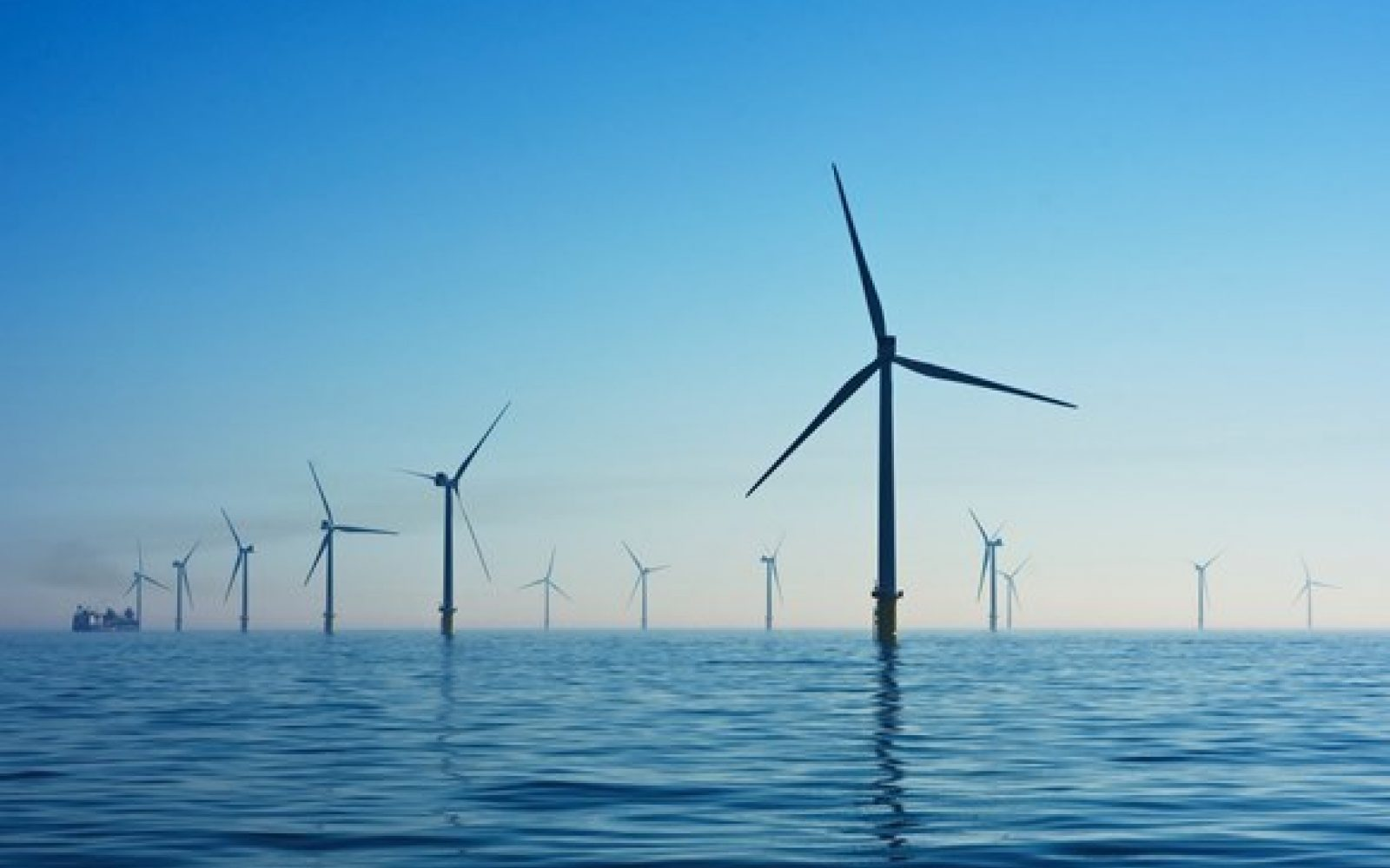 Use of hydrogen would mean less wind needs to be built to meet demand in the winter months. Image: ENA
