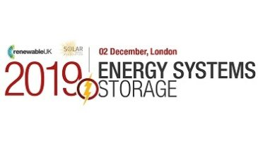 Energy Systems: Storage 2019