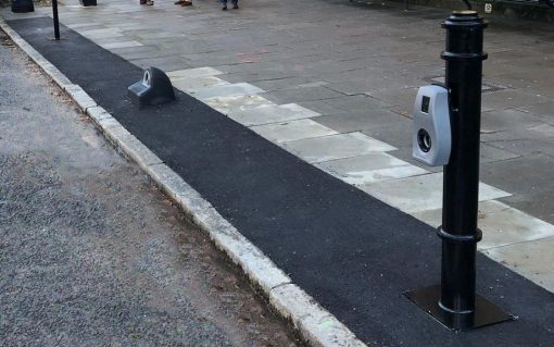 Image: Connected Kerb.