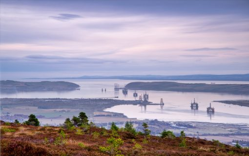 The Cromarty Firth has been particularly highlighted given the large regional concentration of renewable energy potential. Image: spodzone/Flickr.
