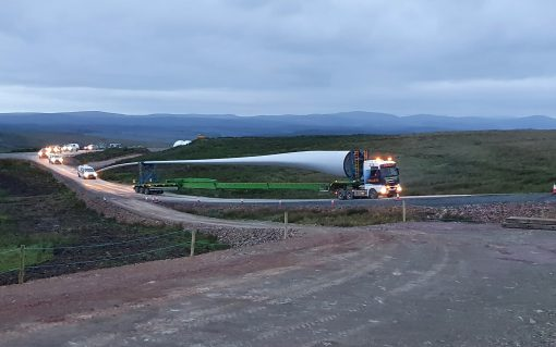 This year's T-1 auction included wind assets such as Limejump's Crossdyke's farm (pictured). Image: Limejump.