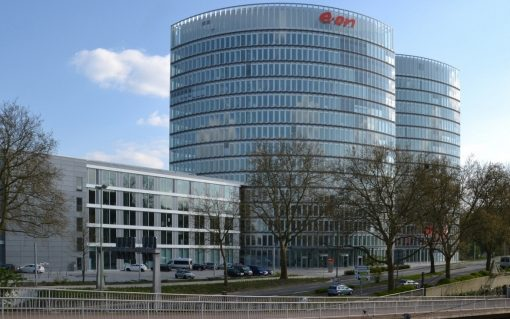The E.on Group's first-quarter adjusted EBIT to grew to €1.5 billion