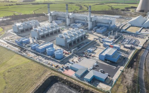 West Burton B CCGT power station. Image: EDF.