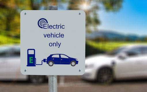 48% of companies are looking to install on-site charging points over the next two years.
