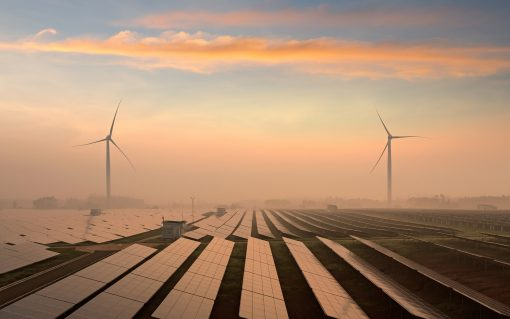 Established techs like solar and onshore wind could soon compete in the Capacity Market if Energy UK has its way. Image: Getty.