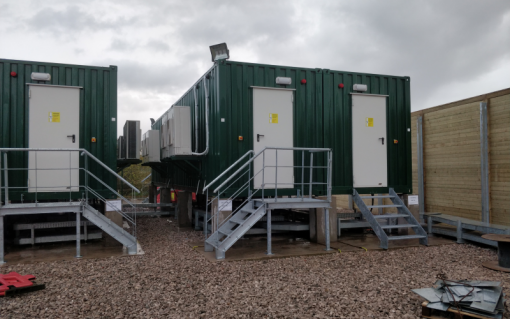 The 49MW Red Scar battery is one of three to be optimised by Habitat. Image: Gresham House.