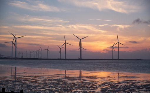 Offshore wind power alone is expected to meet over a third of the UK's power needs by 2030.