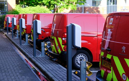 Royal Mail is participating in the Optimise Prime trial. Image: Royal Mail.