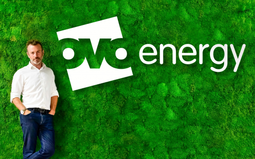 OVO Energy founder Stephen Fitzpatrick. Image: OVO.