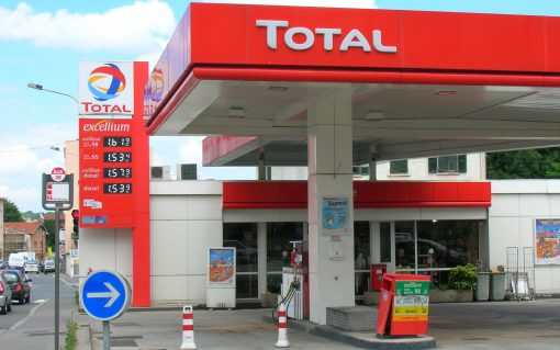 Total is the main EV charging operator in the MRA-Electric region.