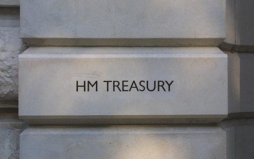 Image: HM Treasury.