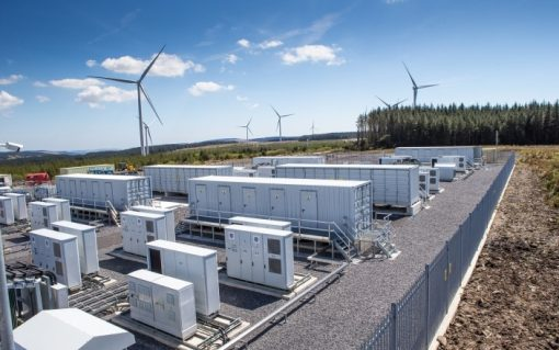 The Vattenfall project is one of several EFR-backed storage projects in the UK.