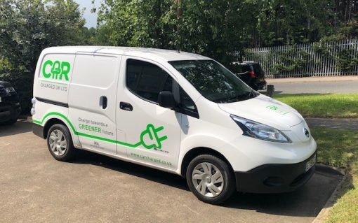 The partnership is aiming to help solve the issue of reliable connectivity for charging stations. Image: Car Charged UK