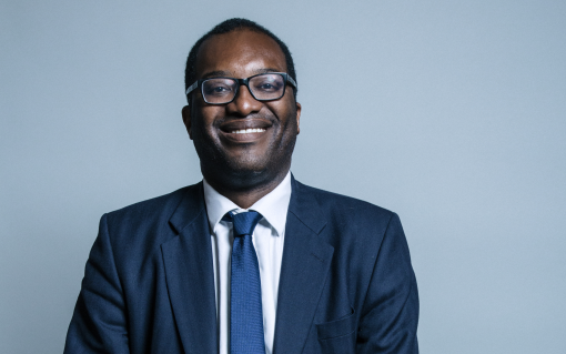 Kwasi Kwarteng is to continue as energy secretary. Image: Parliament.uk