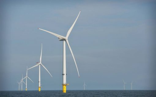 The majority of RWE's current investments are into offshore wind. Image: RWE