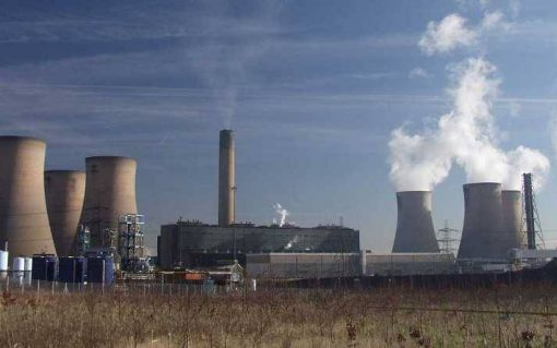 SSE's Fiddlers Ferry coal plant. Image: SSE.