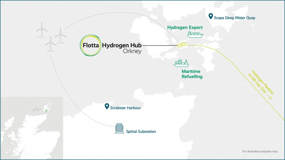 The green hydrogen produced will be used to feed hard to decarbonise sectors such as transport and manufacturing. Image: Macquarie's GIG.
