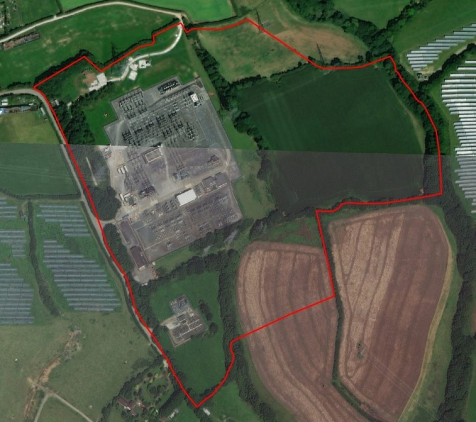 The Cornwall site under consideration has less available land for Pivot Power to build on, with the company understood to be looking at alternative locations nearby.