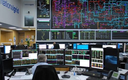 The batteries will be connected directly to the transmission system, enabling National Grid's control room to have visibility over the assets. Image: National Grid.