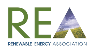 Renewable Energy Association logo