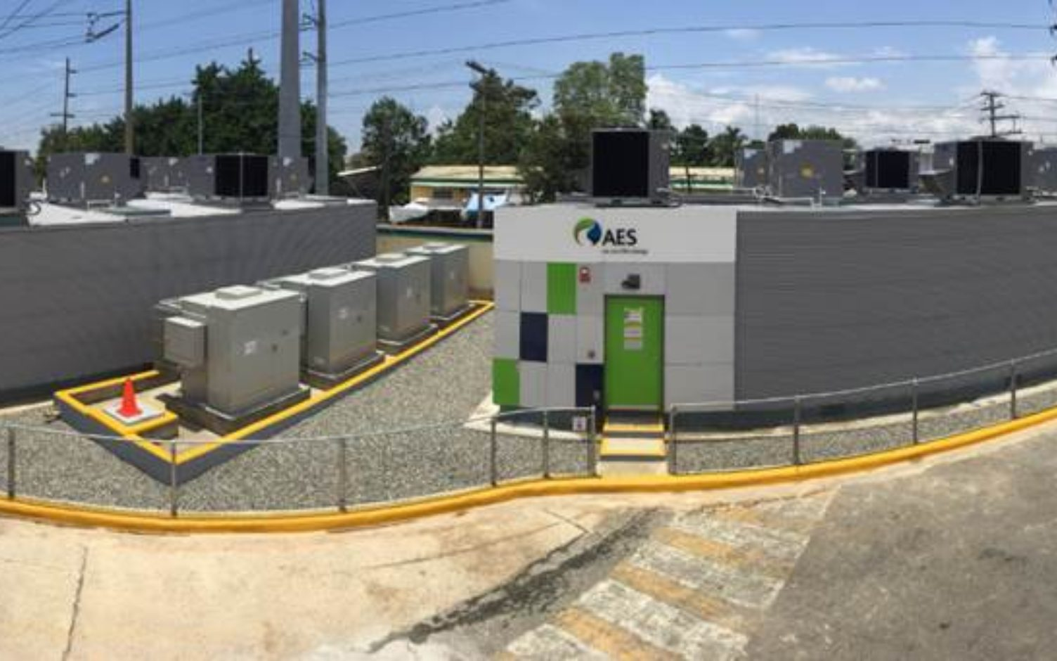 Energy storage 'digital inertia' could stabilise the grid better than thermal generation